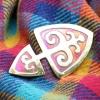 Arrow brooch