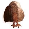 Owl brooch twit two