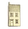 Terraced house brooch
