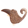 Inch bird brooch