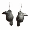 beaky bird earrings