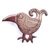 split tailed inch bird